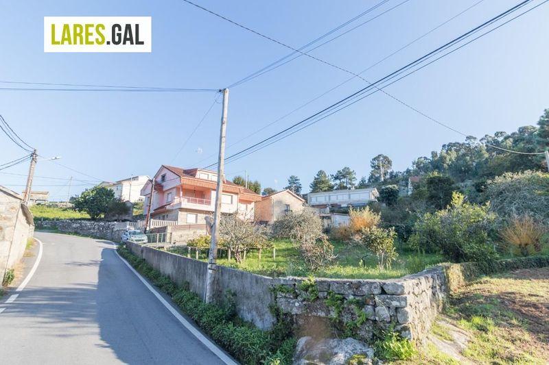 Parcela en venda  en Cangas Do Morrazo, Pontevedra . Ref: 3495. Lares Inmobiliaria