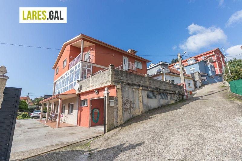 Casa en venda  en Moaña, Pontevedra . Ref: 3534. Lares Inmobiliaria