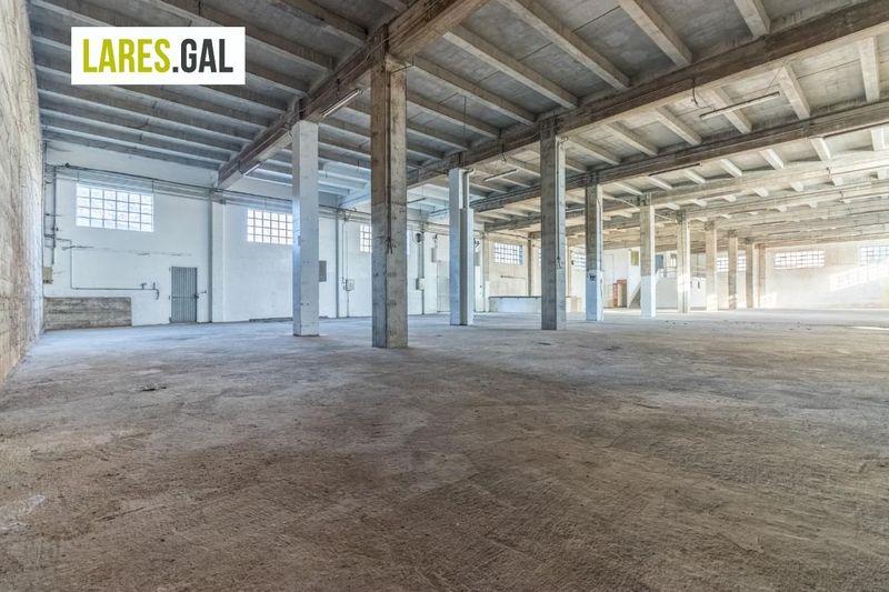 Nave Industriais en aluguer  en Moaña, Pontevedra . Ref: 3547. Lares Inmobiliaria