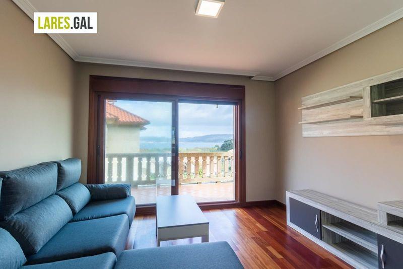 Chalé Independente en aluguer  en Cangas Do Morrazo, Pontevedra . Ref: 3602. Lares Inmobiliaria