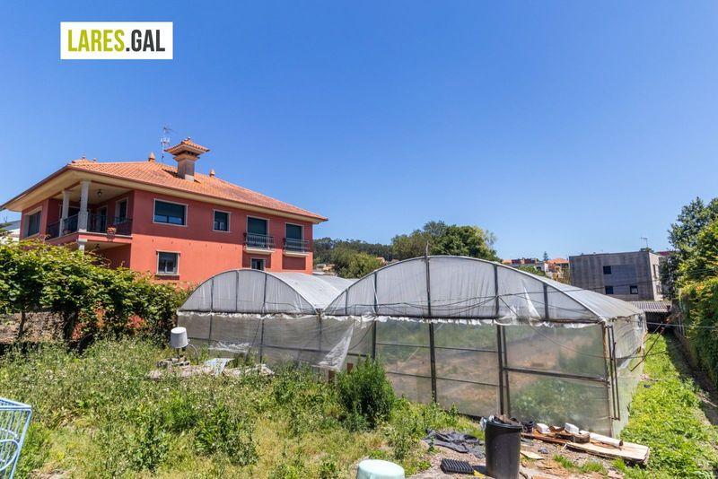 Parcela en venda  en Cangas Do Morrazo, Pontevedra . Ref: 3614. Lares Inmobiliaria