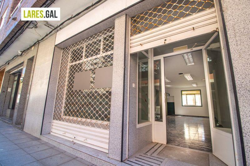Local Comercial en venda e aluguer  en Moaña, Pontevedra . Ref: 3637. Lares Inmobiliaria