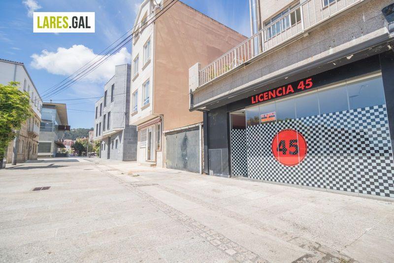 Local Comercial en aluguer  en Cangas Do Morrazo, Pontevedra . Ref: 3655. Lares Inmobiliaria