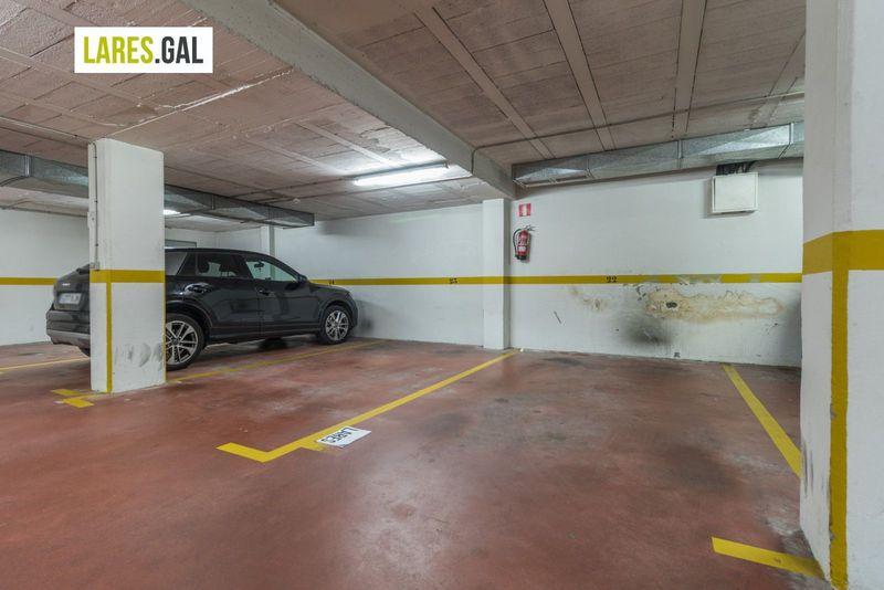 Garaxe en venda  en Moaña, Pontevedra . Ref: 3704. Lares Inmobiliaria