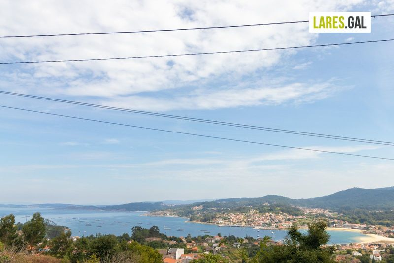 Parcela en venda  en Cangas Do Morrazo, Pontevedra . Ref: 3822. Lares Inmobiliaria