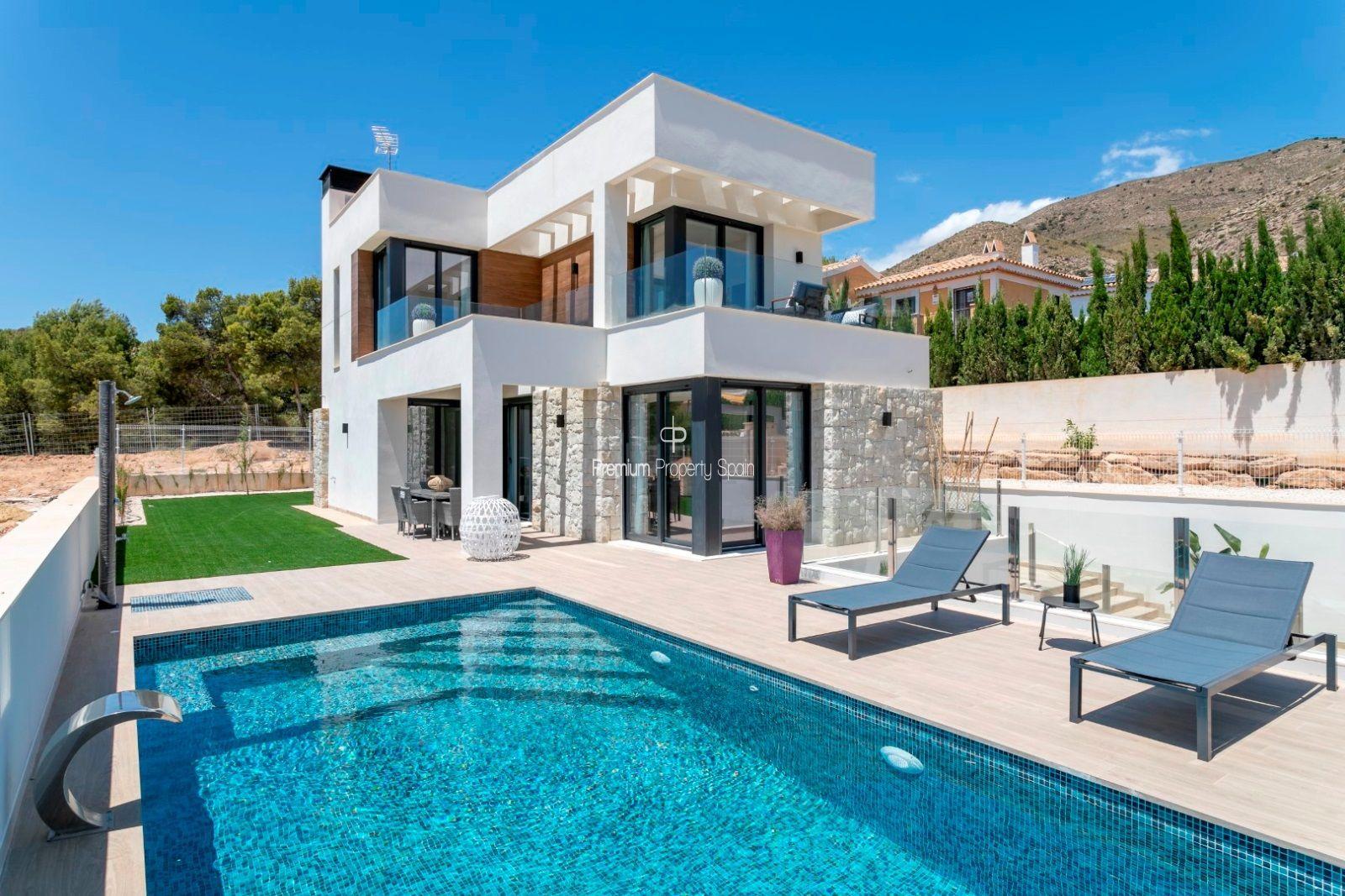 11 Únicas Villas - Sierra Cortina - Costa Blanca - Alicante - España