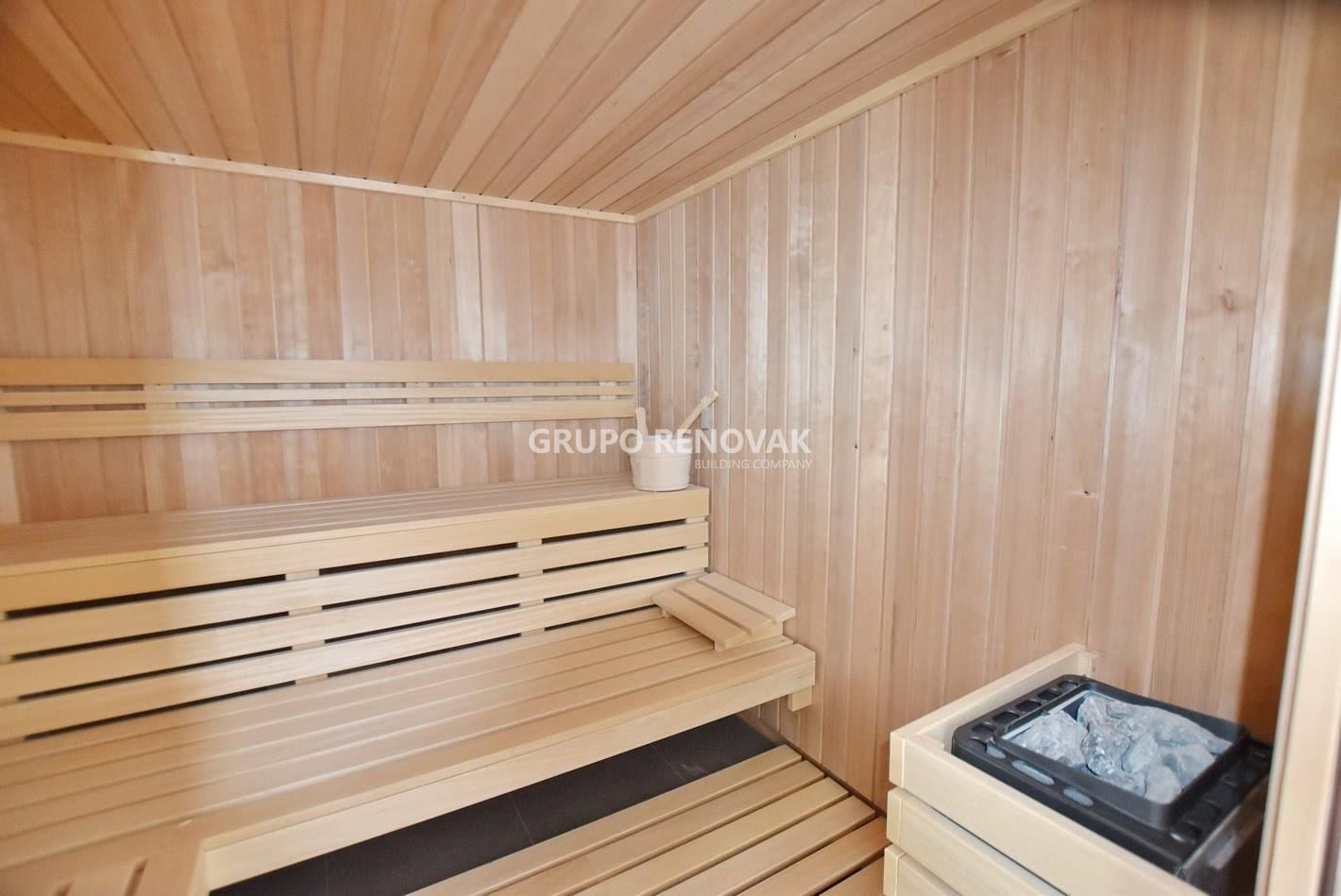 sauna commun