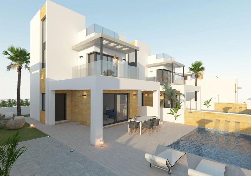 Fristående villa till salu  in Torrevieja, Alicante . Ref: 5378. Mayrasa Properties Costa Blanca