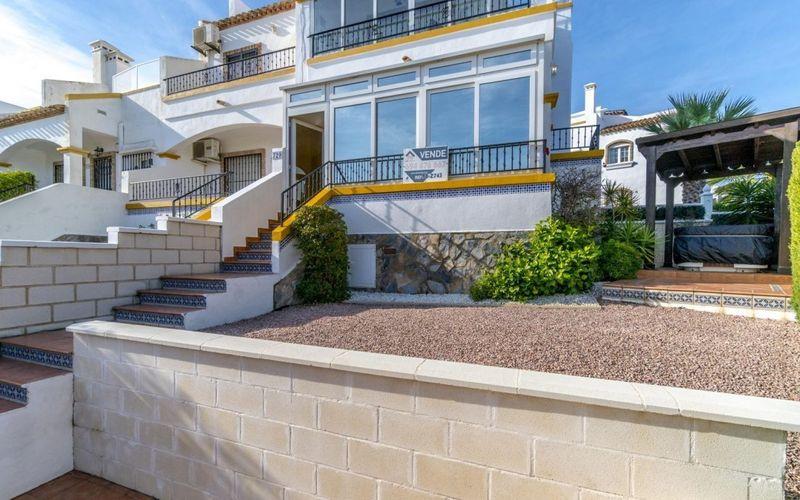 Bungalow Planta Baja en venta  en Orihuela-Costa, Alicante . Ref: 5998. Mayrasa Properties Costa Blanca