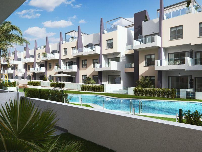 Apartamento en venta  en Pilar De La Horadada, Alicante . Ref: 6054. Mayrasa Properties Costa Blanca