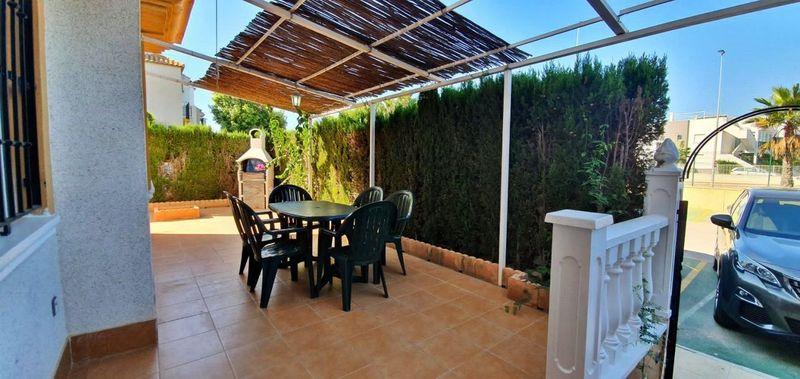 Bungalow undervåning till salu  in Torrevieja, Alicante . Ref: 6064. Mayrasa Properties Costa Blanca