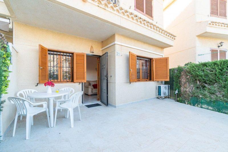 Bungalow Planta Baja en venta  en Orihuela-Costa, Alicante . Ref: 6094. Mayrasa Properties Costa Blanca