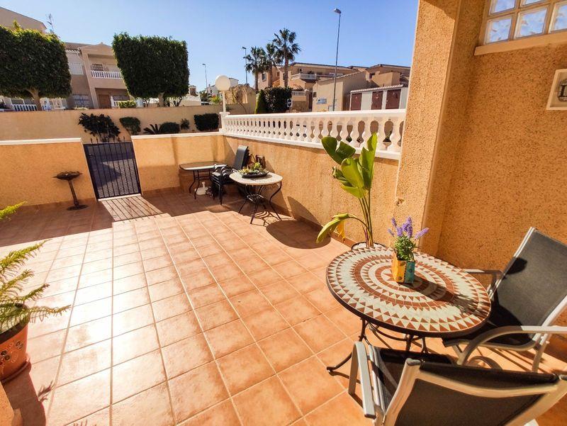 Bungalow Planta Baja en venta  en Orihuela-Costa, Alicante . Ref: 6148. Mayrasa Properties Costa Blanca