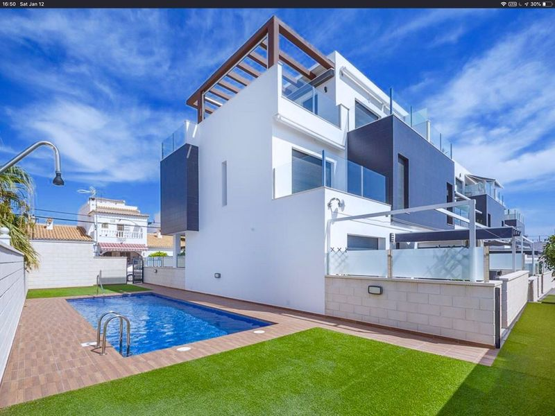 Bungalow Planta Alta en venta  en Orihuela-Costa, Alicante . Ref: 6304. Mayrasa Properties Costa Blanca