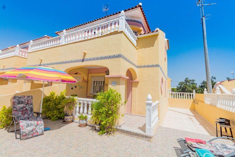 Chalet Pareado en venta  en Orihuela-Costa, Alicante . Ref: 6360. Mayrasa Properties Costa Blanca