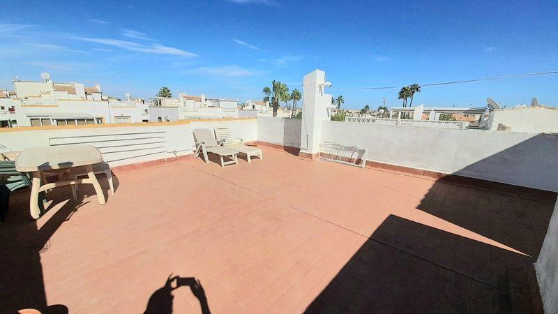 Bungalow Planta Alta en venta  en Orihuela-Costa, Alicante . Ref: 6833. Mayrasa Properties Costa Blanca