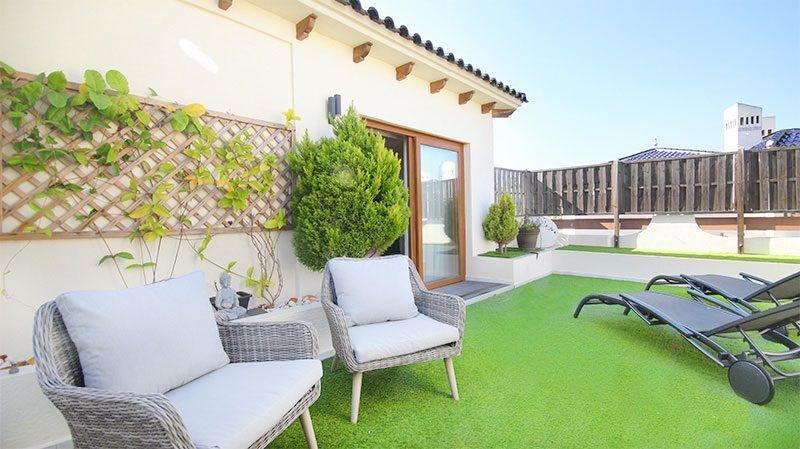 Ático en venta  en Orihuela-Costa, Alicante . Ref: 6911. Mayrasa Properties Costa Blanca