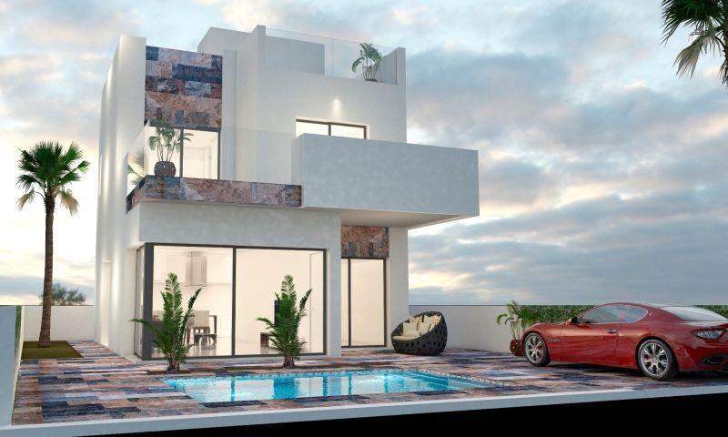 Chalet Independiente en venta  en Orihuela-Costa, Alicante . Ref: 7409. Mayrasa Properties Costa Blanca