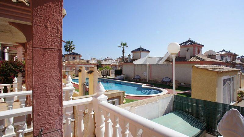 Bungalow Planta Baja en venta  en Orihuela-Costa, Alicante . Ref: 7752. Mayrasa Properties Costa Blanca