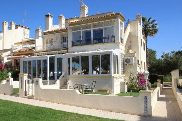 Bungalow Planta Alta en venta  en Orihuela-Costa, Alicante . Ref: 7938. Mayrasa Properties Costa Blanca
