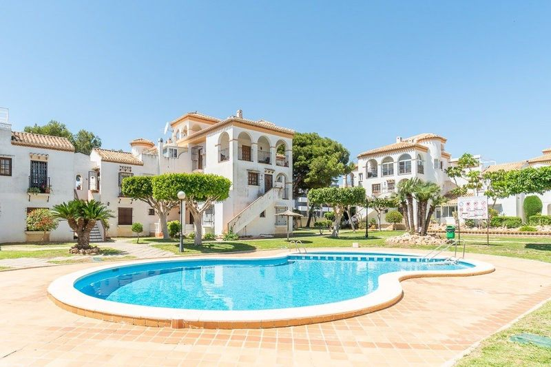 Bungalow Planta Alta en venta  en Orihuela-Costa, Alicante . Ref: 8290. Mayrasa Properties Costa Blanca