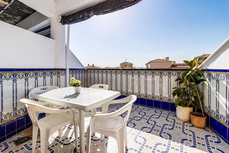 Ático en venta  en Torrevieja, Alicante . Ref: 8580. Mayrasa Properties Costa Blanca